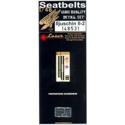 Iljuschin Il-2 - Seatbelts 1/48 - 148531