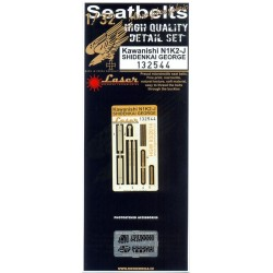 N1K2-J Shiden Kai (George) - Seatbelts 1/32 - 132544