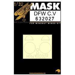 DFW C.V - Masks 1/32 - 632027