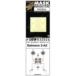 Salmson 2-A2 - Masks 1/32 - 632024