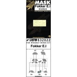 Fokker E.I - Masks 1/32 - 632022
