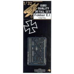 Fokker E.I - PE Set 1/32 - 132114