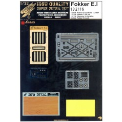 Fokker E.I - Super Detail Set 1:32 - 132116